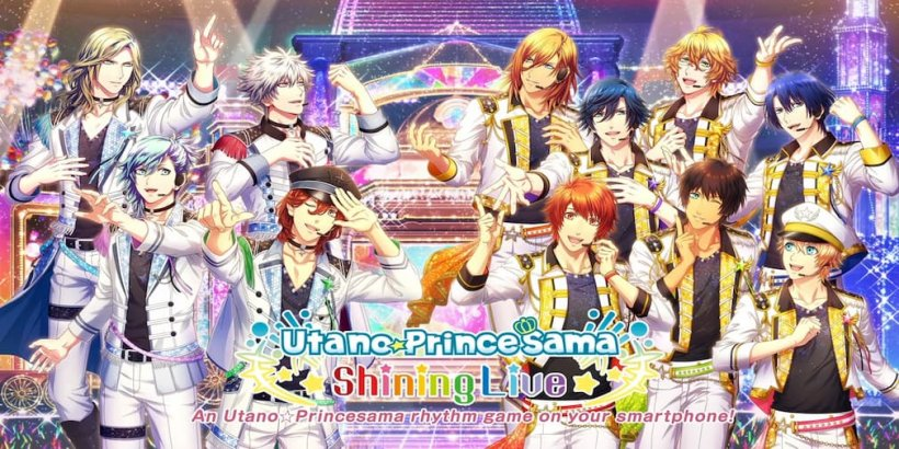 Utano Princesama Shining Live to begin its Spring Campaign with new events and rewards