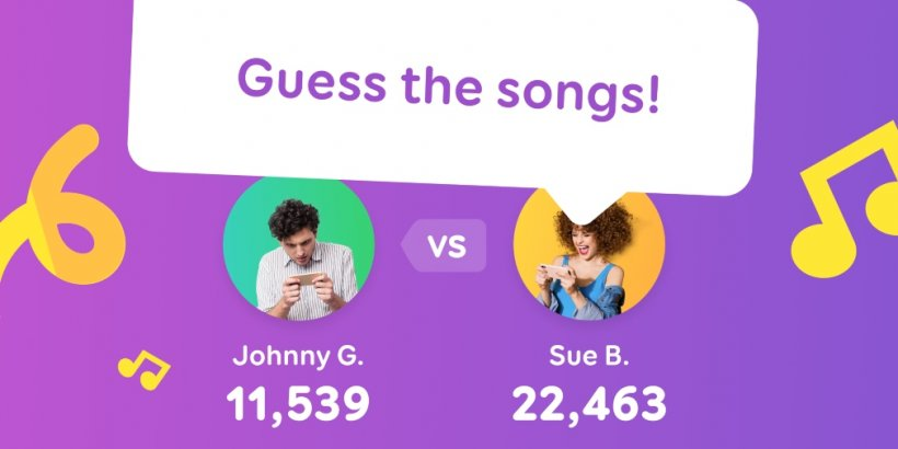 SongPop 3 is a new music trivia title from Gameloft that's available now for Android and iOS