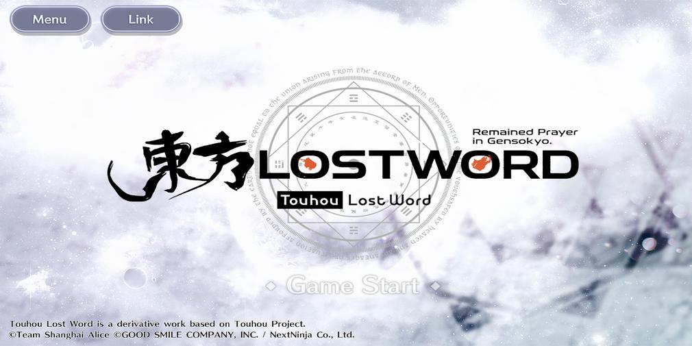 Le RPG Touhou LostWord se dote d'une date de sortie sur iOS et Android