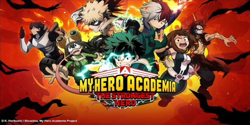 My Hero Academia: The Strongest Hero is a new RPG based on the manga series has soft launched in Europe.