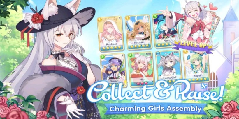 Girls X Battle 2 codes and how to redeem them