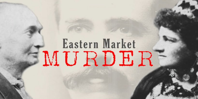 Eastern Market Murder is an upcoming crime mystery title that's heading for Android and iOS