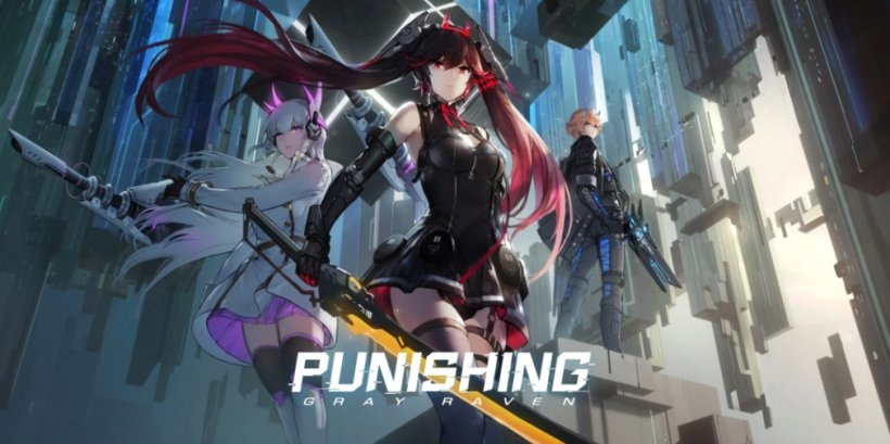 Punishing: Grey Raven is a visually impressive action RPG that's heading for iOS and Android this summer