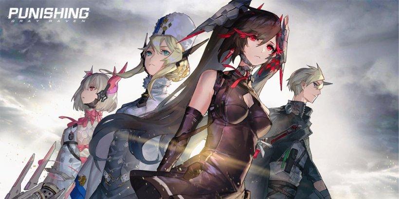 10 reasons to play cyberpunk action RPG Punishing: Gray Raven