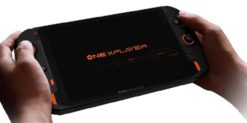 One XPlayer is a handheld game console that allows you to play PC games on the go