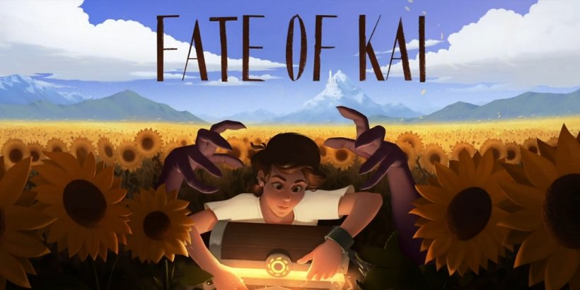 Fate of Kai is a cartoon puzzler out now for iOS and Android