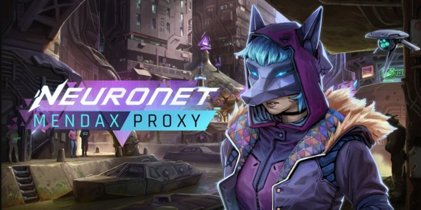NeuroNet: Mendax Proxy, the cyberpunk adventure game inspired by Reigns, will release for iOS and Android next year