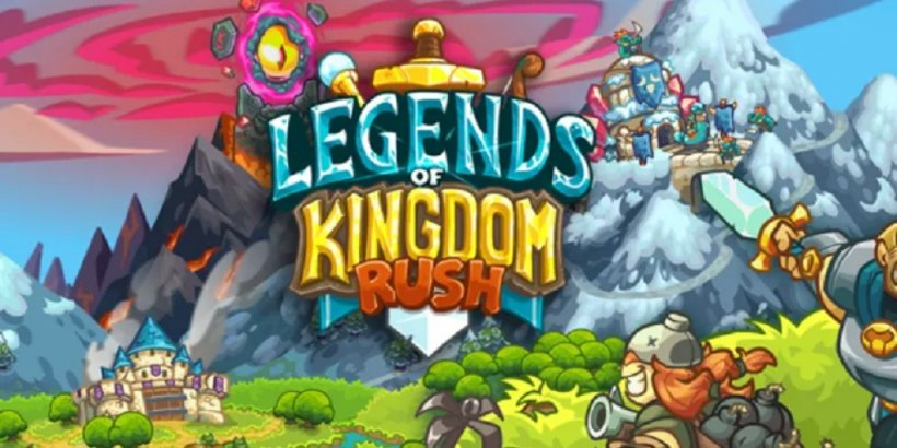 Turn-based strategy sequel Legends of Kingdom Rush is coming to Apple Arcade on 11th June