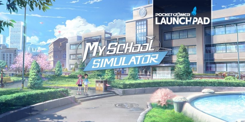 My School Simulator is a wild, wacky sim featuring killer robots, themeparks and a perfectly normal school