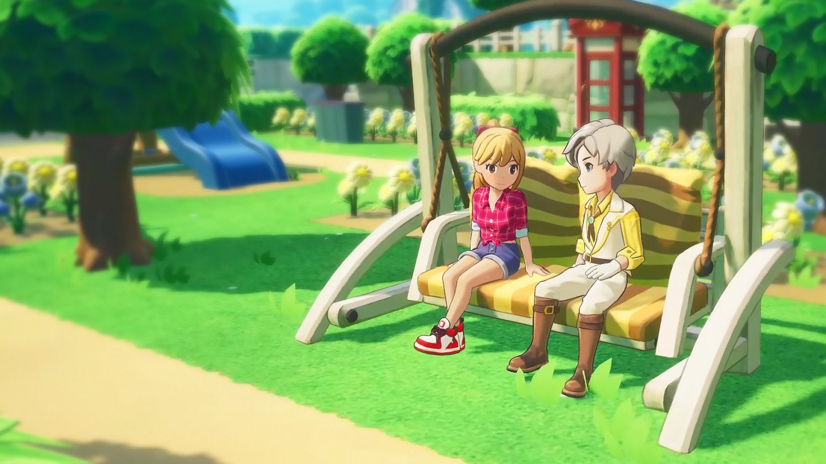 Tencent's Story of Seasons mobile game gets a debut trailer