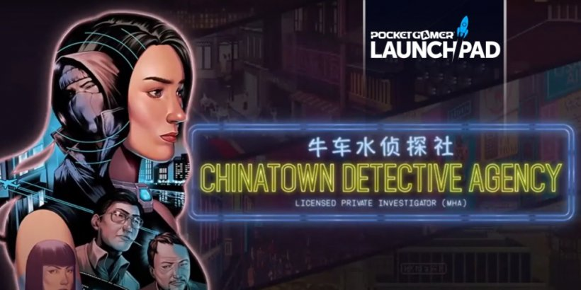 Chinatown Detective Agency is a stylish point and click adventure game that's heading for Nintendo Switch this summer