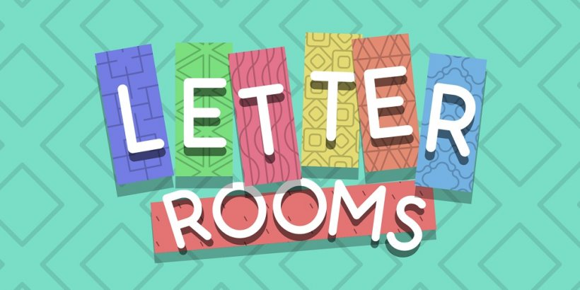 Letter Rooms is an anagram puzzler out now for iOS