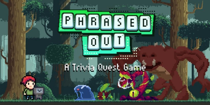 Phrased Out is a new trivia game released for iOS and Android