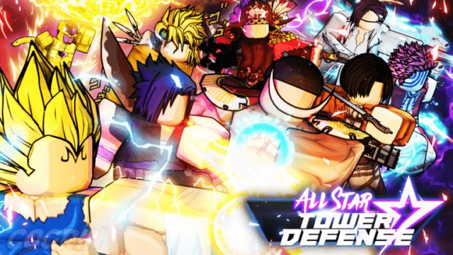 All Star Tower Defense