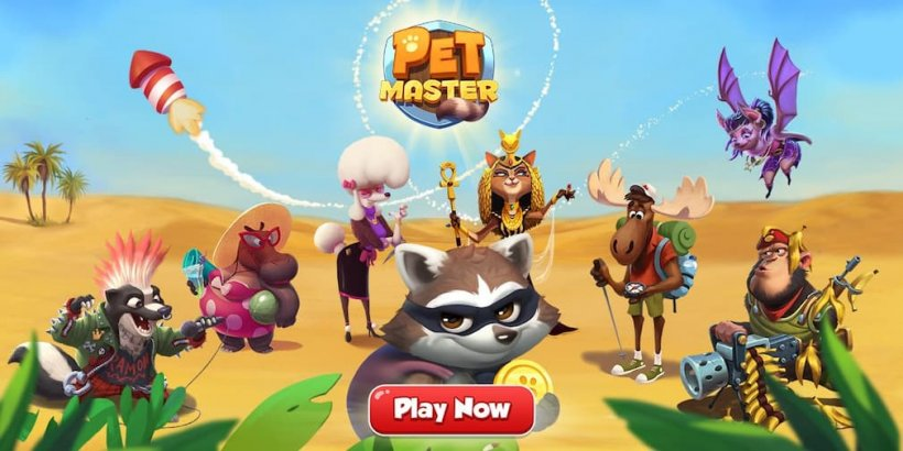 Pet Master Free Spins - Updated daily