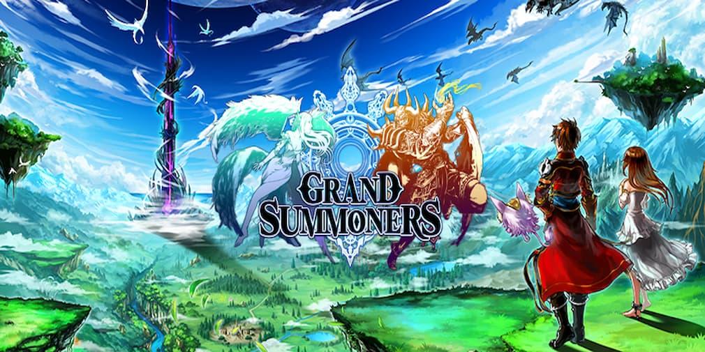 Tier list des personnages de Grand Summoners