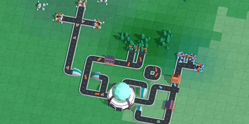 Builderment is a satisfying factory building game releasing for iOS tomorrow
