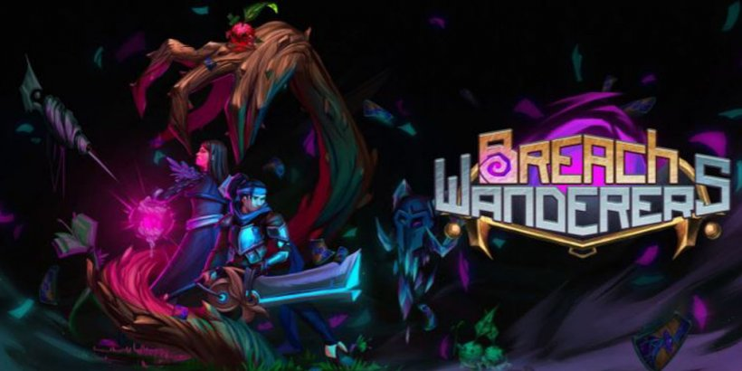 Breach Wanderers is a unique roguelike deck builder available now on Google Play in early access