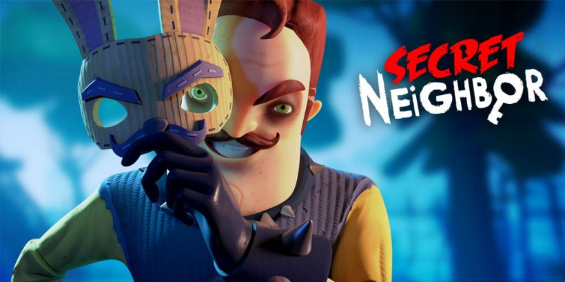 Secret Neighbor is an asymmetrical multiplayer game out now on iOS
