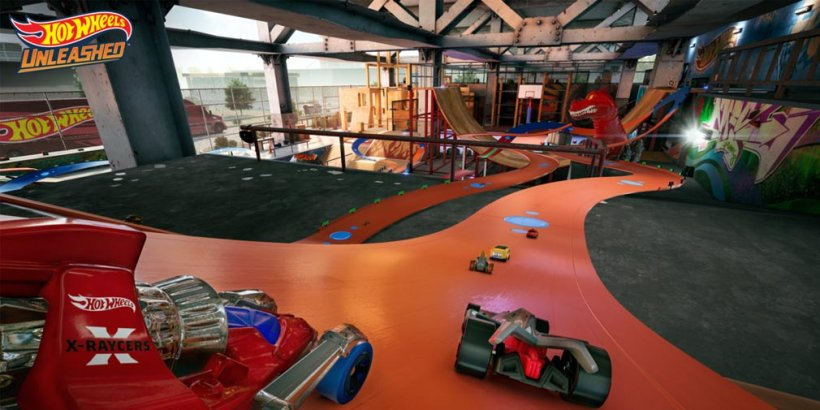 Hot Wheels Unleashed's latest gameplay video reveals rad Skatepark plus new cars