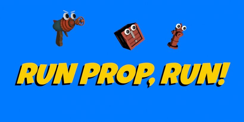 Run Prop, Run! is a new multiplayer game out now on iOS