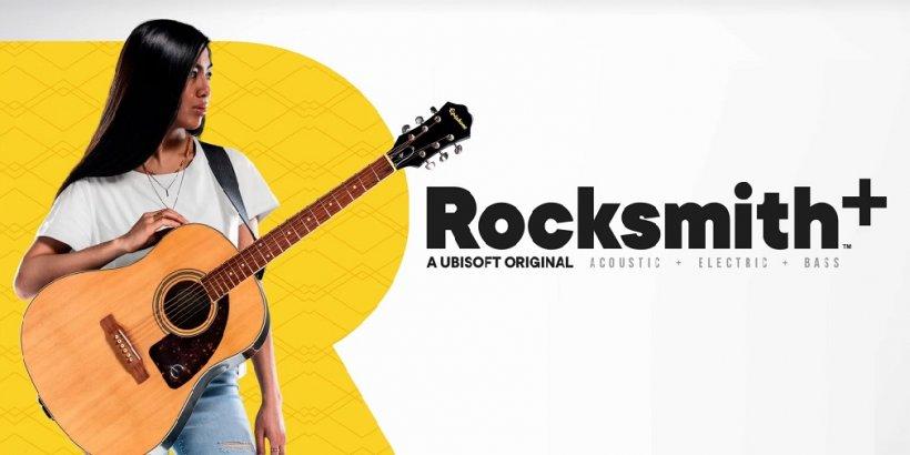 Ubisoft is bringing back Rocksmith as a seamless mobile app
