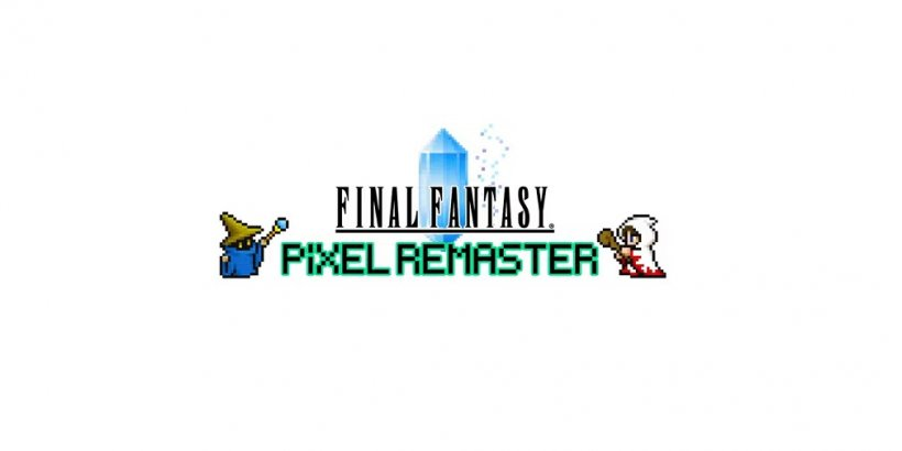 Final Fantasy Pixel Remaster is a collection of the first six Final Fantasy games, coming soon to iOS and Android