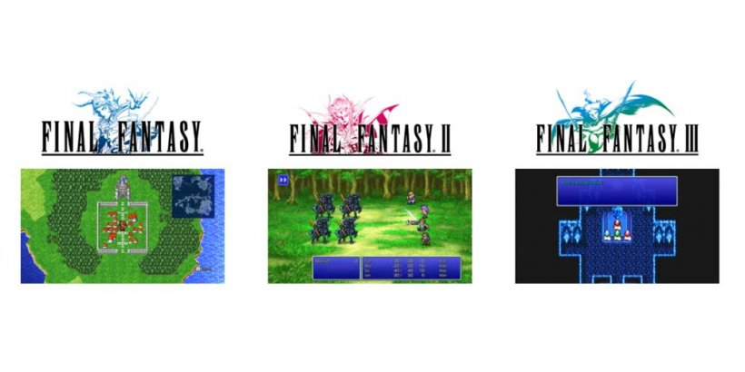 The Final Fantasy Pixel Remaster games, Square Enix's highly anticipated 2D RPGs, are out now on Android and iOS