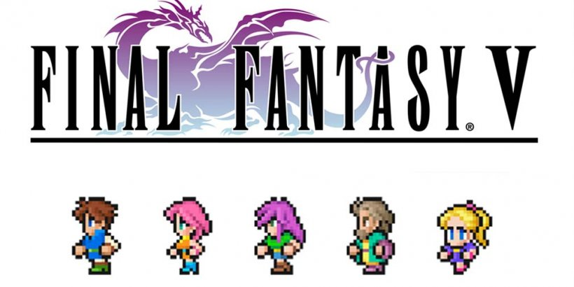 Final Fantasy Pixel Remaster series announces Final Fantasy V coming to mobile on November 10th