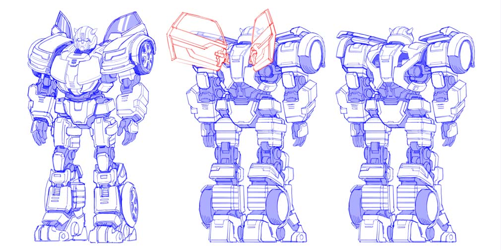 Niantic et Hasbro annoncent le jeu en réalité augmentée Transformers : Heavy Metal