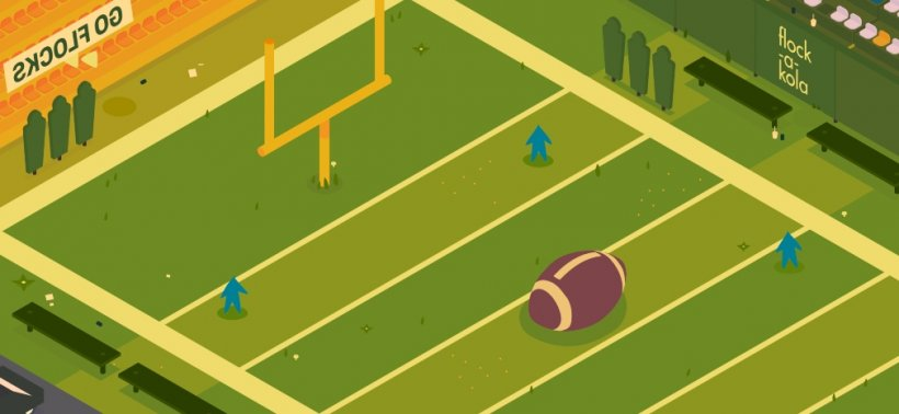 App Army Assemble: Flocks - Does this beautiful puzzler bring anything new to the genre?