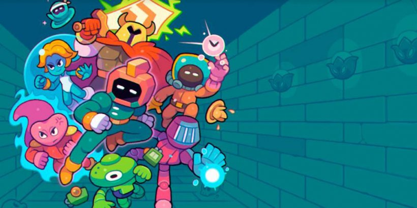Win a copy of the frantic arcade game Mazeman in our latest giveaway