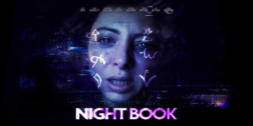 Night Book, Wale Interactives' occult horror, launches later this month for iOS, PC and console
