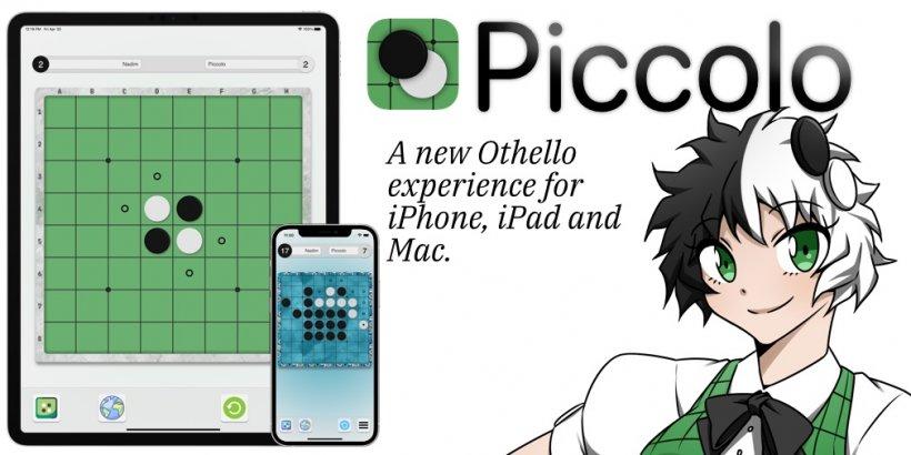 Piccolo Othello's developer on how it developed its elegant, ad-free Othello app