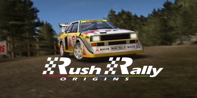 Rush Rally Origins to release on August 19; pre-registration begins