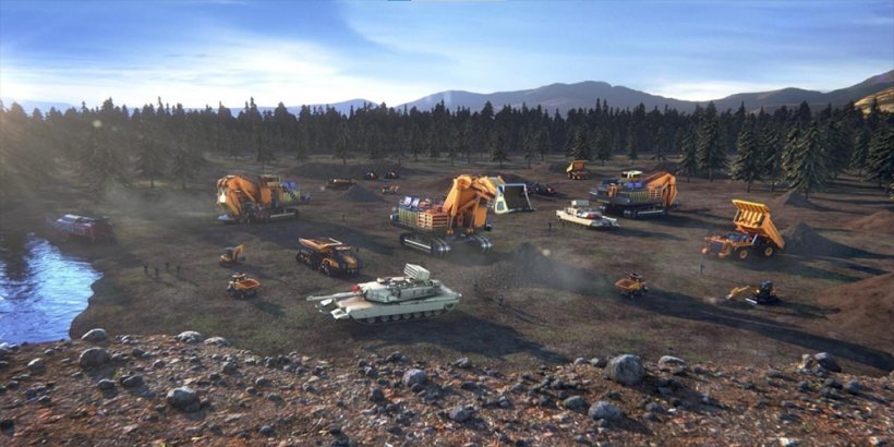 Gold Inc: 4 reasons to play this cryptocurrency-backed RTS game