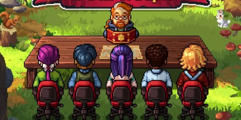 Knights of Pen and Paper 3 surprise launches on Android