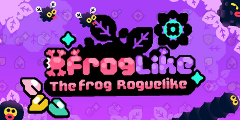 Froglike: The Frog Roguelike lets you play as a quirky frog battling against time, out tomorrow on iOS and Android