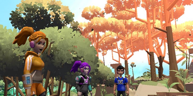 NEO 2045 is an upcoming kid-friendly MMO now available for open beta
