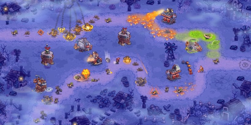 JUNKWORLD is an upcoming tower defense game from the Kingdom Rush developers, heading for iOS and Android