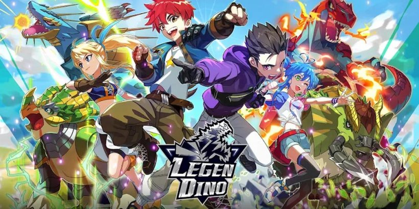 Legendino lets you battle with friends using cool dinos, out now on iOS and Android