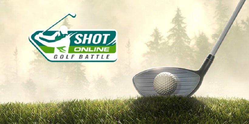 Webzen's Shot Online: Golf Battle is a realistic golf sim now open for pre-registration in the US