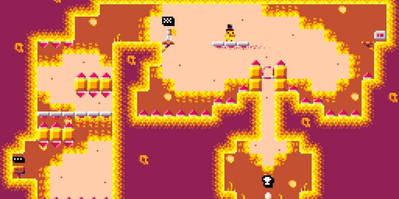Win an iOS copy of the tricky platformer Duck Souls in our latest giveaway