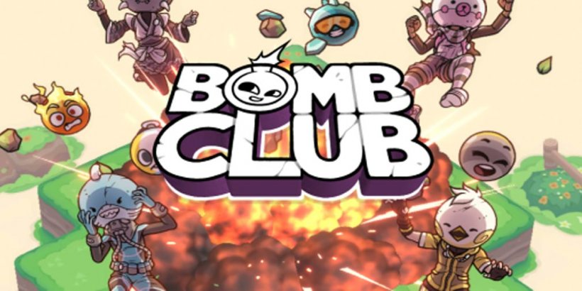 Bomb Club lets you bomb everything in a chain reaction of explosions, out now on iOS and Android