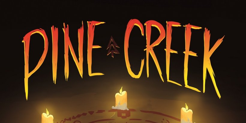 Pine Creek is another new game coming to the Game Boy later this year, pre-orders available now