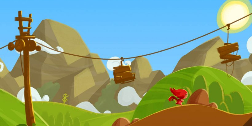 Tzuki's Plan B is an upcoming platformer that tasks you with saving the environment as an eco-hero