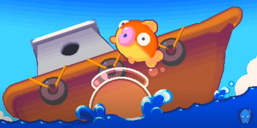 Little Fin, Neutronized's upcoming low-poly underwater adventure, lets you play as a goldfish that saves the seas from pollution