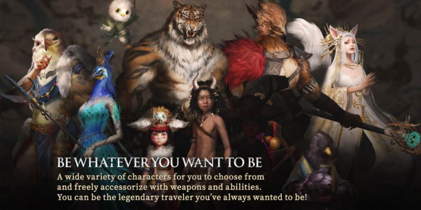 Chimeraland is an upcoming MMORPG based on classic Chinese mythology, now open for Closed Beta Test sign-ups