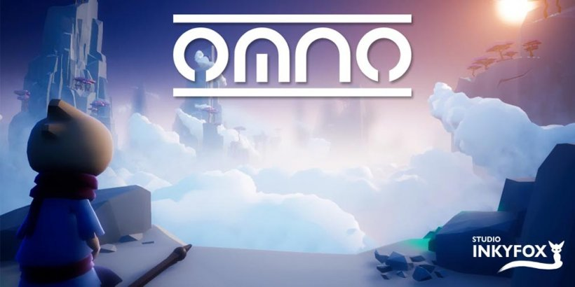 Omno is an atmospheric journey that lets you glide through clouds and befriend gentle giants, coming soon to Game Pass
