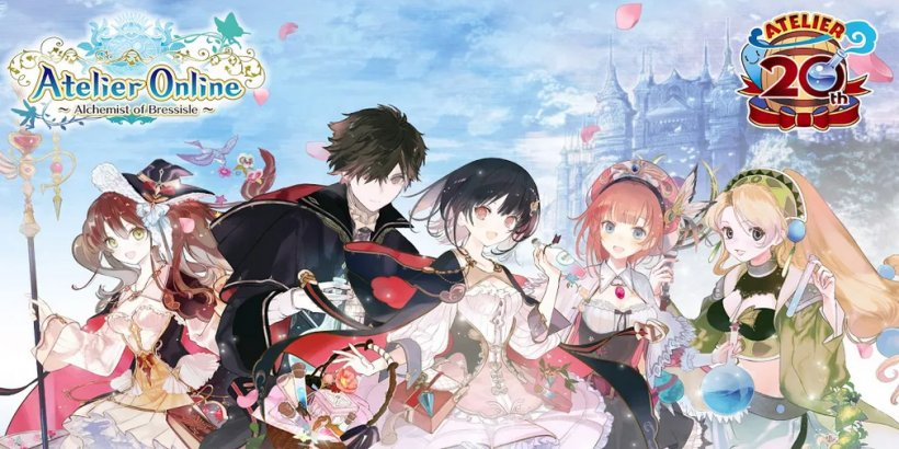 Atelier Online: Alchemist of Bressisle is out now for mobile - here are 4 reasons why you should try it